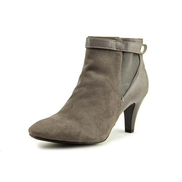Karen Scott Marra Round Toe Synthetic Ankle Boot