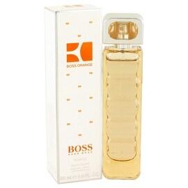 Eau De Toilette Spray 1.7 oz Boss Orange by Hugo Boss - Women