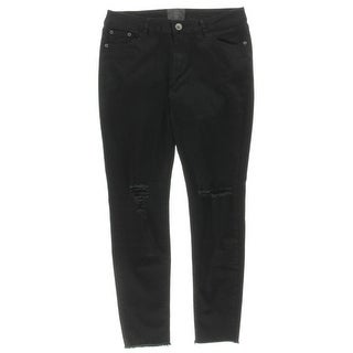 The Classic Womens Classic Jeans Destroyed Slim Fit - 13