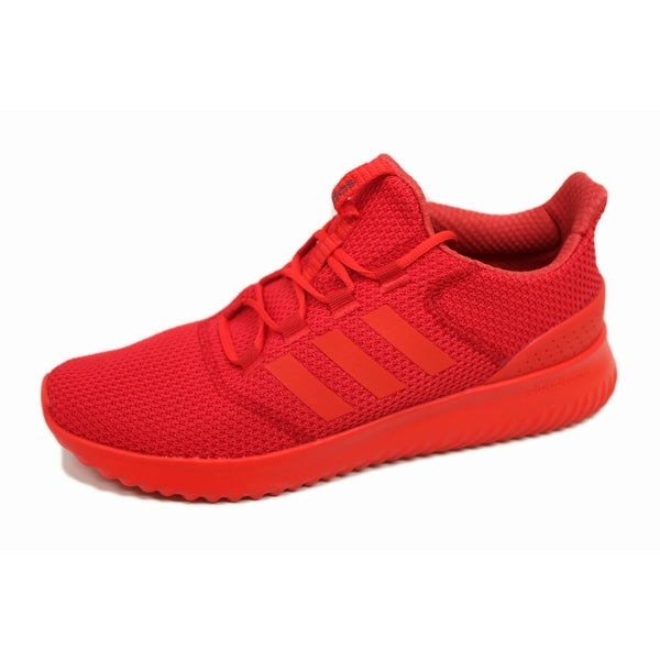Adidas Men's Cloudfoam Ultimate Scarlet/Core Red-Burgundy BC0123
