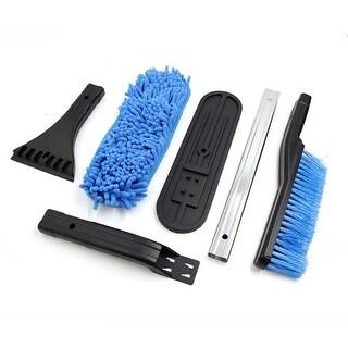 3 in 1 Detachable Multifunction Snow Brush Ice Scraper Car Removal Shovel Kit