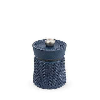Peugeot BALI FONTE 36621 Manual Pepper Mill Cast Iron, Blue