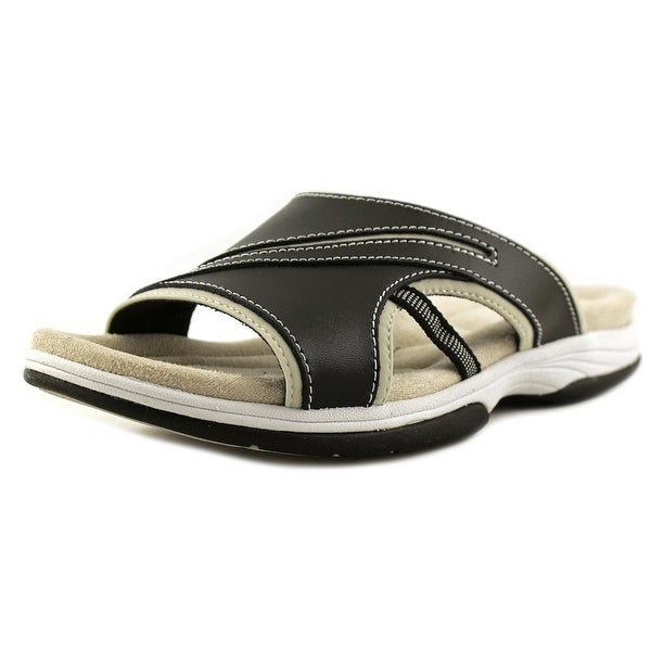 Easy Street Fellow Black Sandals