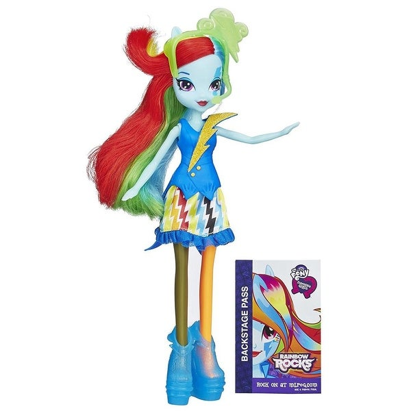 Shop My Little Pony Rainbow Dash Doll Free Shipping On Orders Over