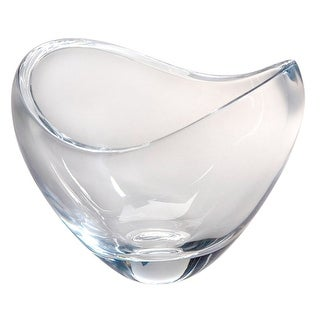 Nambe Butterfly 6.5 Inch Glass Bowl