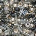 Toho Multi-Shape Glass Beads 'Tenin' Gray/Gold Color Mix 8 Gram Tube - Thumbnail 0