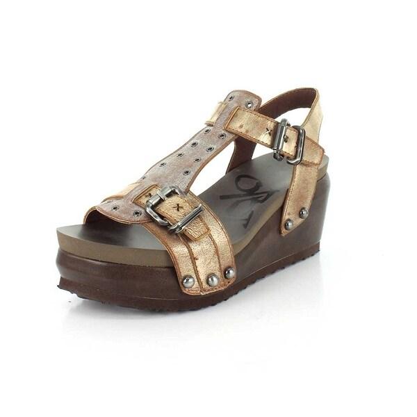 OTBT Women's Caravan Platform Sandal - 8.5