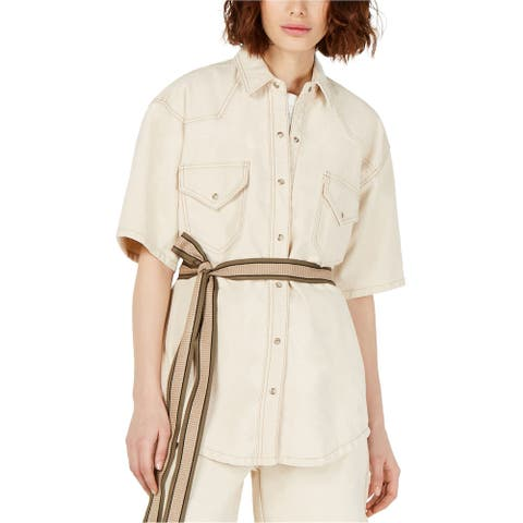 Current Air Womens Short Sleeve Jacket
