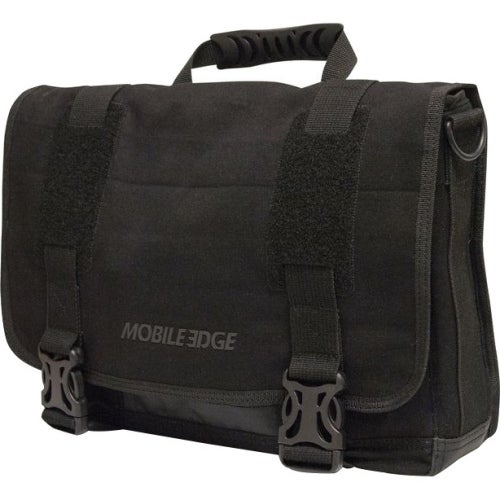 """""""Mobile Edge MEUME1 Mobile Edge ECO Carrying Case (Messenger) for 15"""" Notebook, MacBook Pro, Tablet, iPad, Ultrabook -"""