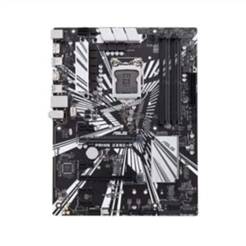 ASUS Motherboard Prime Z390-P LGA1151 Z390 DDR4 HDMI DisplayPort M.2 ATX with USB 3.1 Gen2 Retail