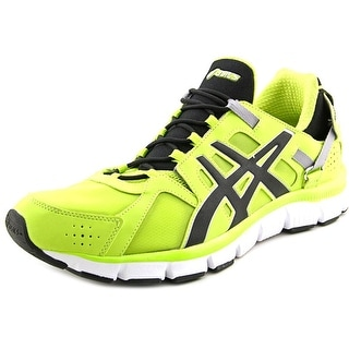 Asics Gel-Synthesis Men Round Toe Synthetic Green Running Shoe