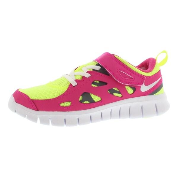 0b2eae45a3f Shop Nike Free 2.0 Preschool Girl s Shoes - Free Shipping On Orders ...