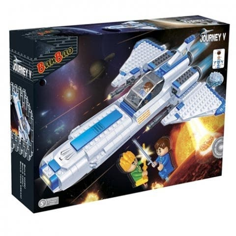 Space Fighter BB-127 (382 Pieces)