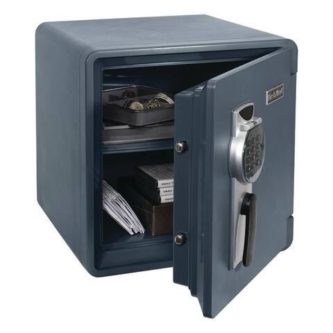 First alert 2092df 1.31 cubic-ft waterproof fire safe with digital lock