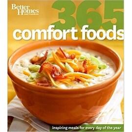 Better Homes and Gardens: 365 Comfort Foods [Paperback] [Oct 29, 2013] Better Homes and Gardens