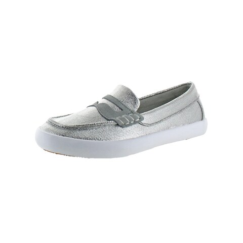 Cole Haan Girls Pinch LTE Penny Loafers Youth Flats