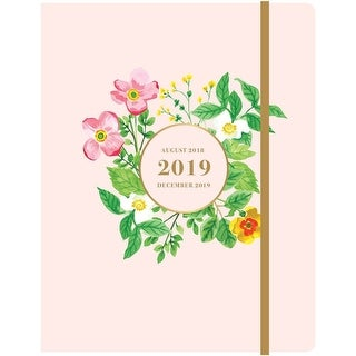 Jumbo Art Booklet Planner, Decorative Planner by Waste Not Paper