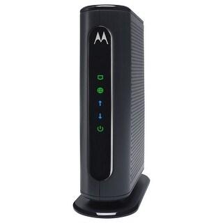 Motorola MB7220-10 8x4 Cable Modem, Model MB7220, 343 Mbps DOCSIS (Refurbished)