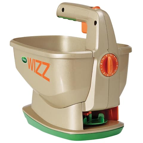 ScottsA 71131 WizzA¢ Hand Held Spreader with 23-Spreader Settings