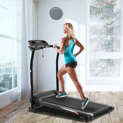 Nestfair Electric Treadmill Folding Motorized Running Machine