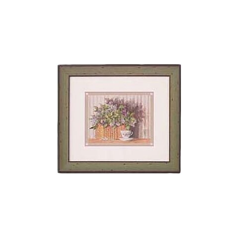 Wall Art Scent of Thyme Framed 25.5W x 22.5H Renovator's Supply