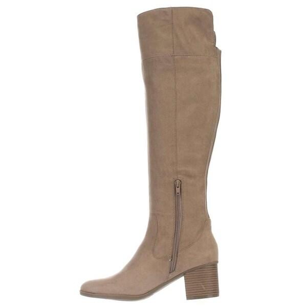 Indigo Rd. Womens Oneal Almond Toe Knee High Fashion Boots Fashion Boots