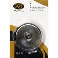 Rotary Cutter Blade Refills-45mm 5/Pkg