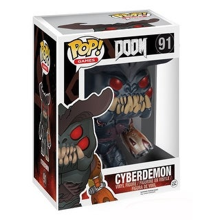 """Doom POP 6"""" Vinyl Figure: Cyberdemon"""