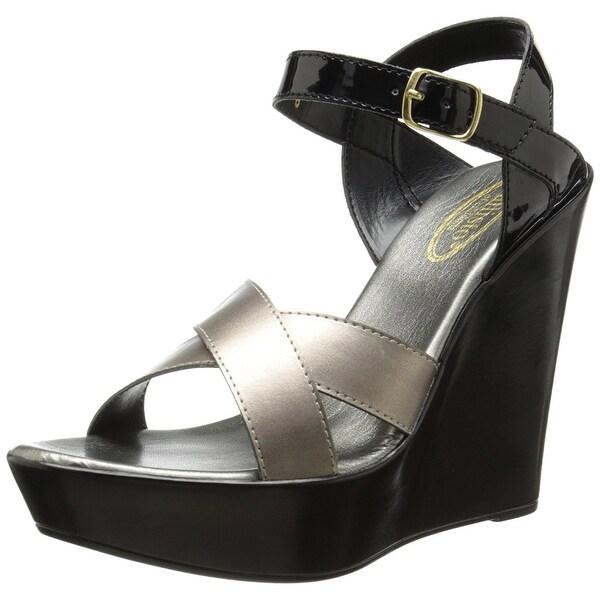 Callisto Women's Scooter Wedge Sandal - 9