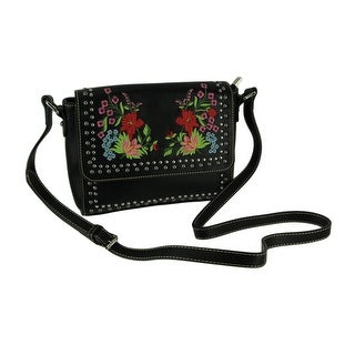 Link to Montana West Embroidered Collection Floral Crossbody Purse Similar Items in Shop By Style