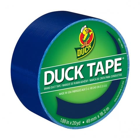 """Duck 1304959 Printed Duct Tape, Totally Tie Dye, 1.88"""" x 10 yd"""