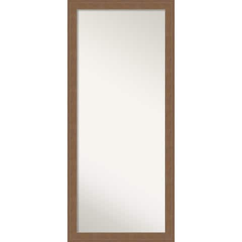 Alta Decorative Full Length Floor / Leaner Mirror
