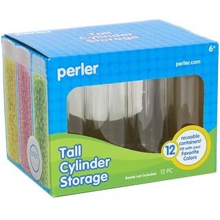 Perler Tall Cylinder Storage-