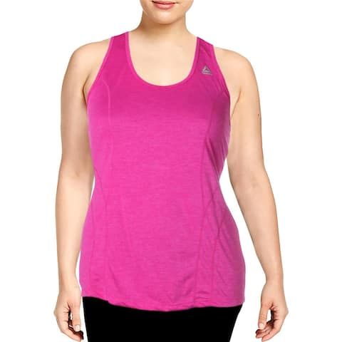 Reebok Womens Tank Top Slim Moisture Management