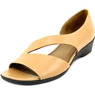Life Stride Magda Women  Open Toe Synthetic Tan Sandals