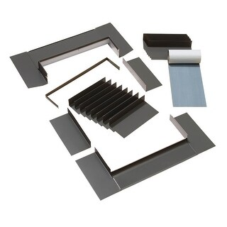 Velux EDL D06 0000 Size D06/D26 Low-Profile Flashing Kit with Adhesive Underlaym - n/a