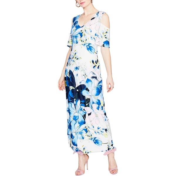 Rachel Roy Discount Gowns: Shop Rachel Rachel Roy Womens Maxi Dress Cold Shoulder