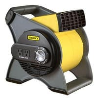 Lasko Products 655704 Stanley High Velocity Blower Fan - Yellow
