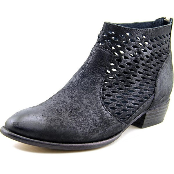Seychelles Waypoint Pointed Toe Leather Ankle Boot