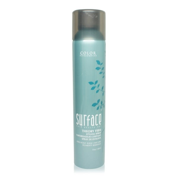 Surface Theory Firm Styling Spray 10 Oz