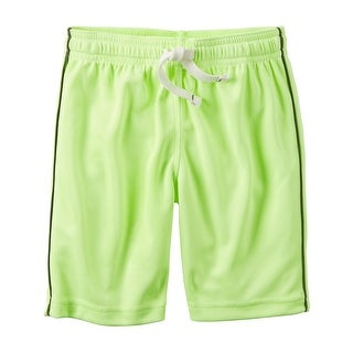 Carter's Baby Boys' Neon Active Mesh Shorts, 3 Months