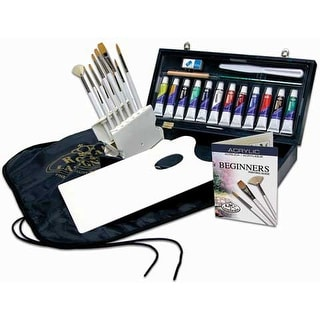 Royal Brush - The Acrylic Painting Box Set