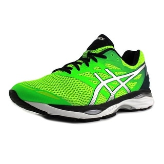 Asics Gel-Cumulus 18 Men  Round Toe Synthetic Green Running Shoe