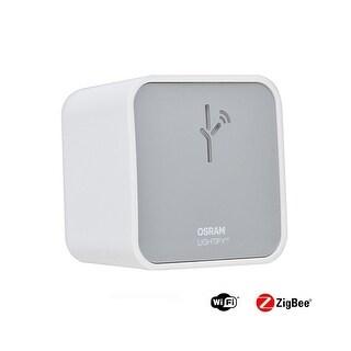 Osram 73692 Lightify LED Wireless Gateway with ZigBee Compatibility