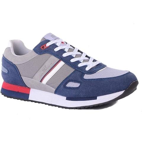 Route 21 Mens Original Denim Sneakers