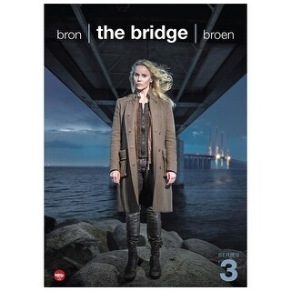 The Bridge: Season 3 - Swedish Mystery TV Series - English Subtitles - DVD