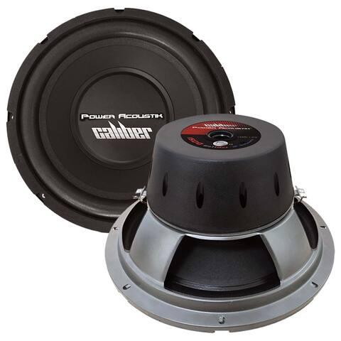 "Power Acoustik 12"" Woofer 1500 Watts Max 4 ohm DVC"