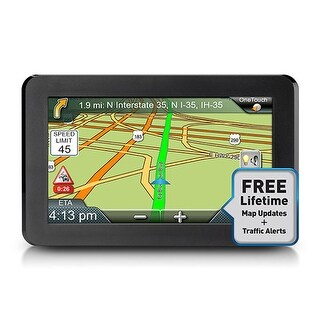 Refurbished Magellan RoadMate 9412T-LM 7-inch Automotive GPS w/ Lifetime Map & Traffic Updates