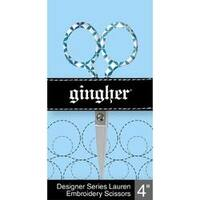 - Lauren Embroidery Scissors 4""