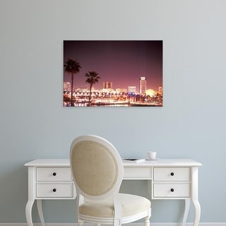 Easy Art Prints Brent Bergherm's 'US05 BBR0014' Premium Canvas Art